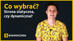 Statyczna czy dynamiczna strona WWW - co wybrać?